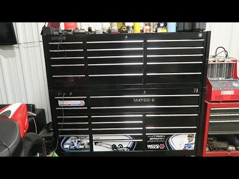 MorFab TOOL BOX TOUR!!! TOOLS YOU NEED TO HAVE!