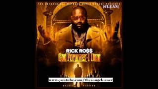 Rick Ross - Hold Me Back [CLEAN, Download, HQ]