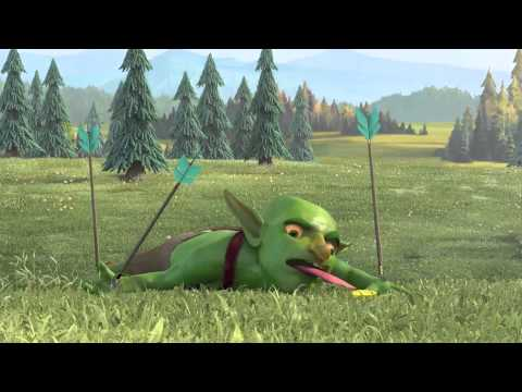Clash of clans - Goblin ( Animated T.V. trailer )