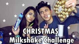 not my arms challenge milkshake christmas special fail