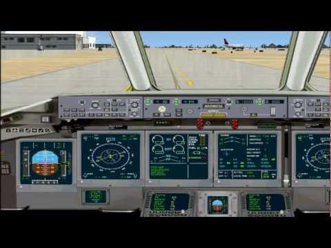 FSX: AirTran Airways Full Flight. Atlanta (KATL) - Chicago (KORD)