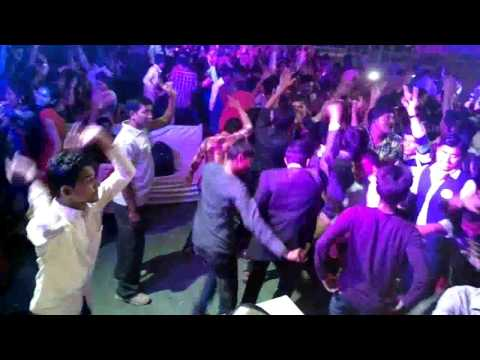 Anuradha Pharmacy College Gathering With Dj Anant 2016