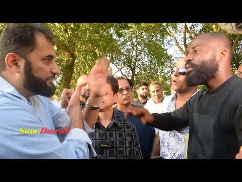 P2 Can you make same claim Br Mansur & Br Adnan Vs Christians preachers Speakers Corner Hyde park