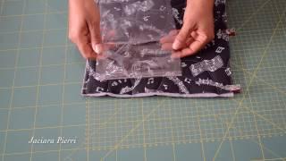 Costurando com Plástico