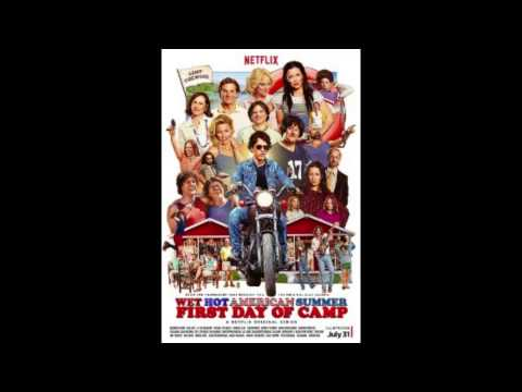 Wet Hot American Summer: First Day of Camp   at the end of episode 7