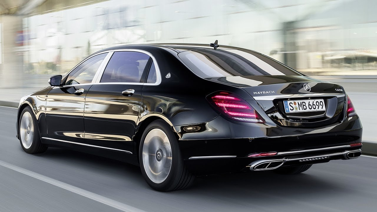 2018 Mercedes Amg S Class S600 Maybach Most Luxurious Car In The