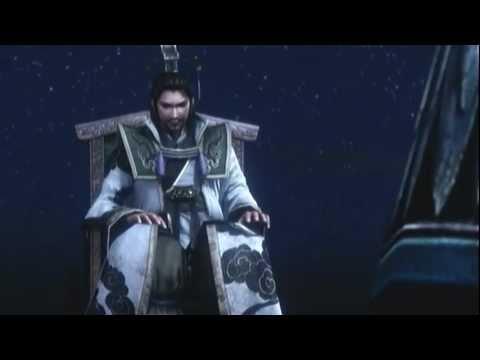 Dynasty Warriors 7 Shu kingdom ending