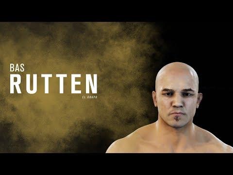 EA Sports UFC 3 - Bas Rutten CAF Formula