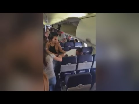 Fight breaks out on Southwest Airlines plane