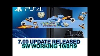 [PS4] Save Wizard Updated - 7.00 Update Released | Works With PS4 Firmware 6.72 & 7.00