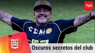 Lujos y narcotráfico: Los oscuros secretos del club que dirige Maradona | Muy buenos días