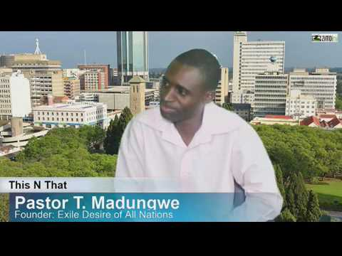 Prophet Madungwe only 60 people are 'righteous' in Zimbabwe
