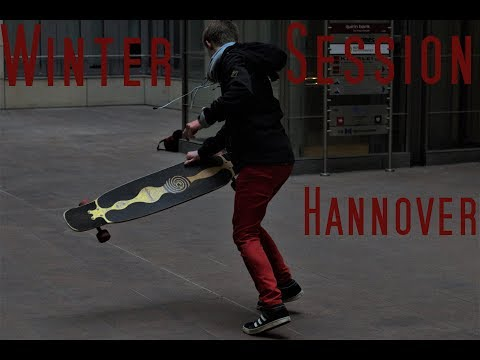 Wintersession Hannover (Longboard Crew Hannover) (Full HD) (Vid. by Große-Loheide Media)
