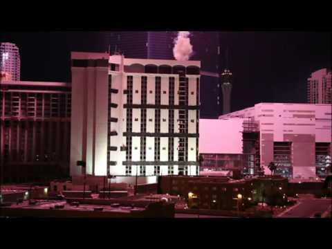 Explosive Send Off for Las Vegas