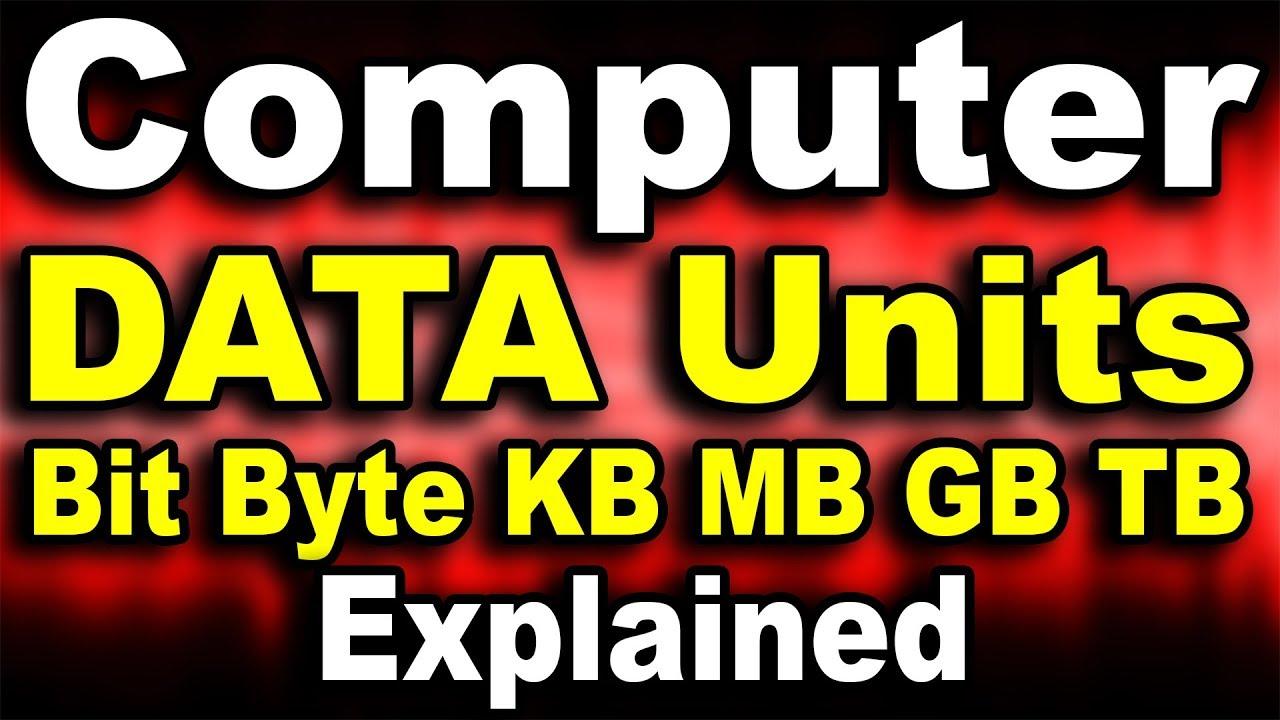 Bit byte kb mb gb tb pb computer data memory units hindi bit byte kb mb gb tb pb computer data memory units hindi nvjuhfo Images