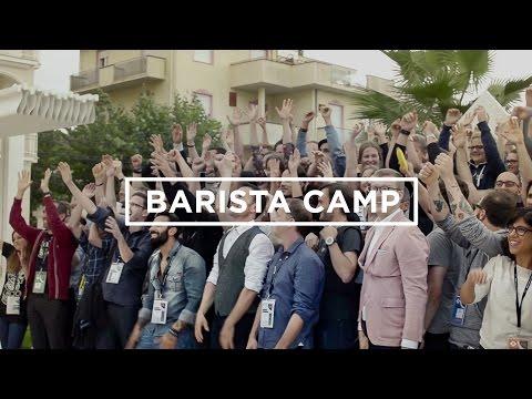 Barista Camp 2015 | Riccione, Italy