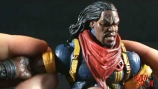Toy Spot - Toybiz Marvel legends Apocalypse series Bishop figure