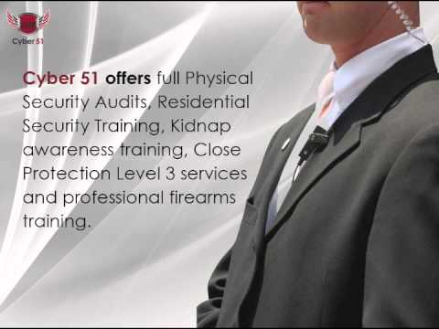 How to Protect | Physical Security, Close Protection Services | Cyber 51