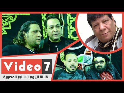 شاهد ماذا قال نجوم الفن في عزاء الفنان شعبان عبد الرحيم  - 18:58-2019 / 12 / 5
