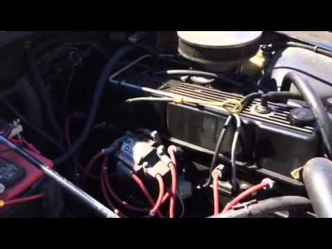For Sale For Sale Jeep Cj7 Cj 7 258 4 2l Complete Engine