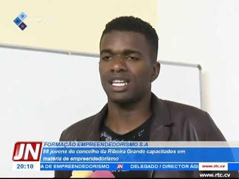 Cabo Verde: 88 jovens do concelho da Ribeira Grande capacitados em matéria de empreendedorismo