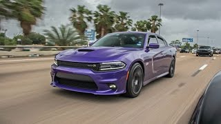 Dodge Charger Scat Package 2014 Videos