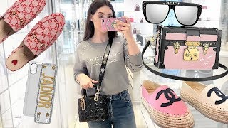 Luxury Shopping At Heathrow- Is it Cheaper!? Chanel, LV, Dior, Gucci, Saint Laurent