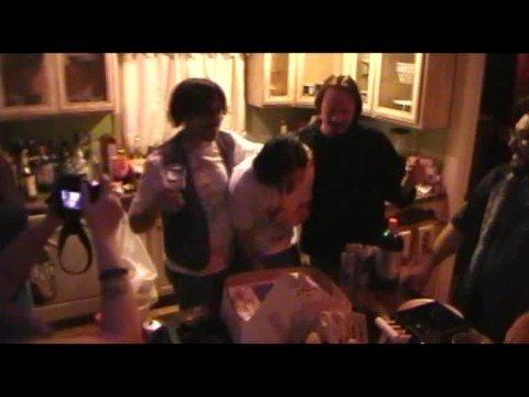 Acme's Karaoke/Sparrow Bday Party.