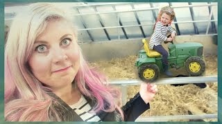 Darcy At The Farm || Mummy & Me Time