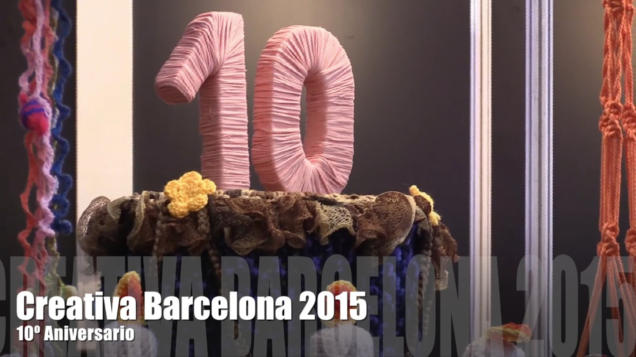 Creativa Barcelona 2015 - YouTube