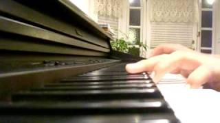 Love Song by Sara Bareilles - Piano Cover
