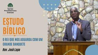Estudo Bíblico (18/06/2020) - Igreja Presbiteriana Itatiaia