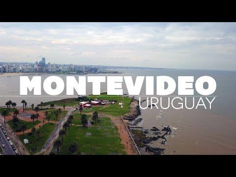 Bienvenidos a Montevideo, Uruguay 4K - GoCarlos