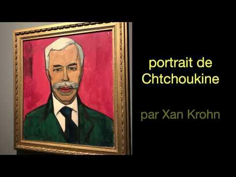 exposition Chtchoukine, espace Vuitton, février 2017
