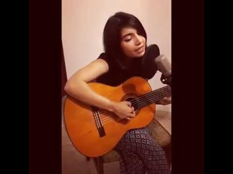 Anushka Shahaney Singing Live Stay A Little Longer With Me.