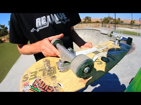 ULTIMATE 3D PRINTED WHEELS AND BUSHINGS | YOU MAKE IT WE SKATE IT EP 31