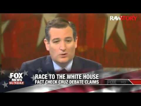 Fox's Chris to Ted Cruz: 'More people have jobs and health insurance' after Obamacare