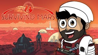 ¡NOS VAMOS A MARTE! ⭐️ Surviving Mars | iTownGamePlay