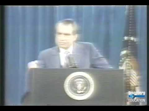 "Nixon - ""I Am Not A Crook"""