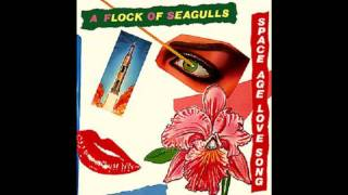 A Flock Of Seagulls - Space Age Love Song (Hot Tracks Remix)