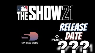 MLB The Show 21 POSSIBLE RELEASE DATE - (RUMORS)