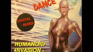 Laserdance - Humanoid Invasion (Original Remix)