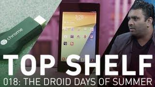 Top Shelf: the new Nexus 7, Chromecast, and the future of Google