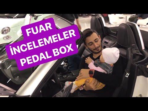 Antalya Otoshow 2018 , Matkaps Ekibi , Pedal Box ! - OKAN ÇEKİÇ