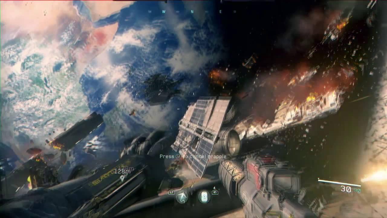 Call of duty infinite warfare ship assault gameplay trailer youtube - Infinite warfare ship assault ...