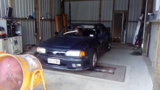 1990 Nissan Primera P10 Sr20ve Dyno