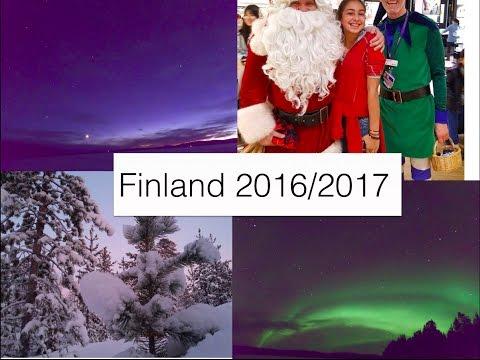 Finnish lapland travel diary