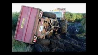wypadki i wpadki maszyn rolniczych