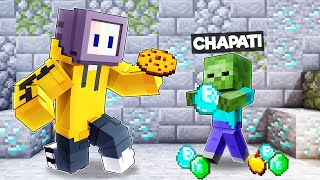 PLAYING AS ZOMBIE TO HELP LOGGY | MINECRAFT
