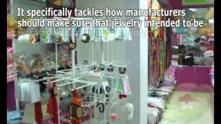ASTM Set New Standards for Safety in Using Children's Jewelry